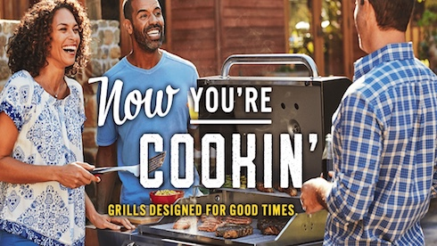 Char-Broil® Grills – Now You're Cookin'™