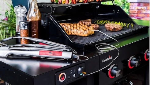 Char-Broil Introduces the First-of-Its-Kind SmartChef® TRU-Infrared® Gas Grill